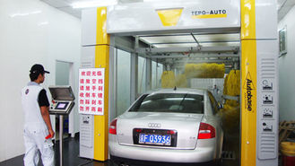 Trung Quốc Perfect performance fully automatic car washing machine TEPO-AUTO-TP-901 nhà cung cấp