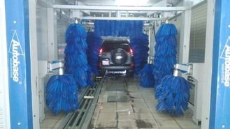 Trung Quốc Autobase Car Auto Wash Machine / Car Wash Tunnel Systems Energy Conservation nhà cung cấp
