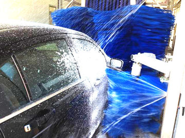 Trung Quốc Low Noise Durable Car Wash Tunnel Systems Keep Washing Process Stability nhà cung cấp