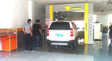 Trung Quốc Autobase Wash Systems For Saloon Car , Jeep , Mini Microbus , Taxi And Box Type Vehicle Under 2.1m nhà cung cấp