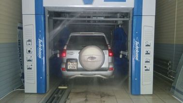 Trung Quốc TEPO - AUTO high end automated car washing system , tunnel express car wash nhà cung cấp
