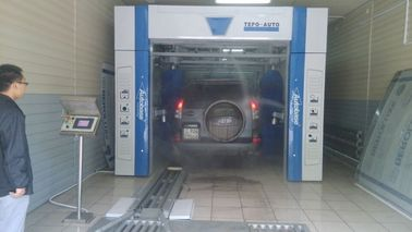 Trung Quốc Energy Conservation Car Wash Tunnel Systems , Reliable Professional Car Wash Equipment nhà cung cấp