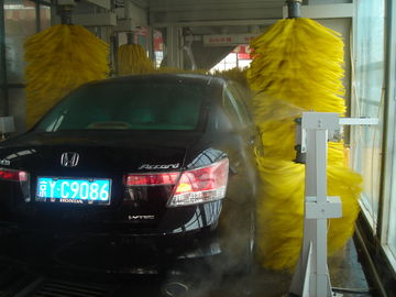 Trung Quốc Durable Vehicle Washing Equipment / Express Tunnel Car Wash Easier To Use nhà cung cấp