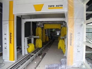 Trung Quốc Advanced TEPO-AUTO Express Car Wash Tunnel is the T - series products nhà cung cấp