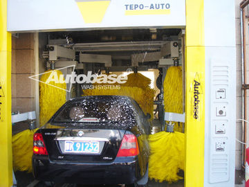 Trung Quốc TEPO-AUTO TUNNEL CAR WASH with high speed washing 60-80 cars per hour nhà máy sản xuất
